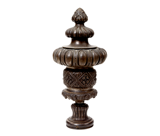 RENAISSANCE STYLE BANISTER FINIAL