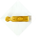 EMPIRE STYLE SQUARE DOOR HANDLE - Zoom